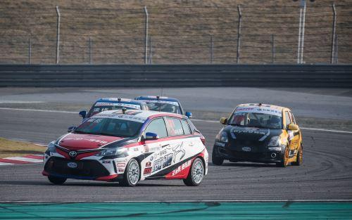 一汽丰田威驰FS车队2017赛季CTCC夺冠历程回顾